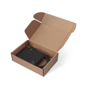 Smart card reader JCR721 black in pack