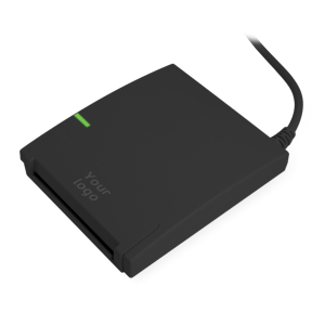 Smart card reader JCR721 black