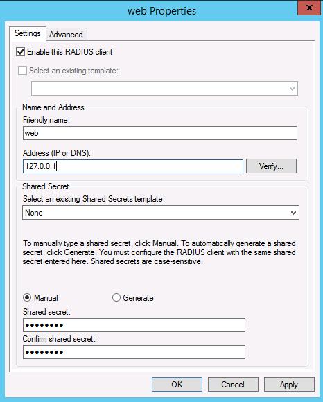 Аутентификация по OTP на Web-сервере Apache